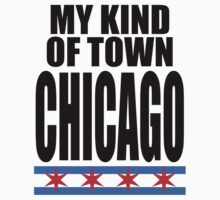 My Kind Of Town: Chicago by J B