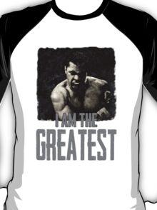 Muhammad Ali I Am The Greatest T-Shirt