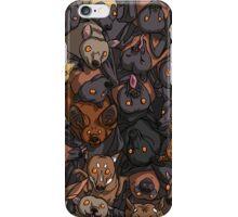 bats bats bats! iPhone Case/Skin