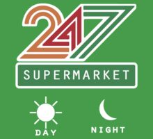 Supermarket Chain Tee by SoulEater