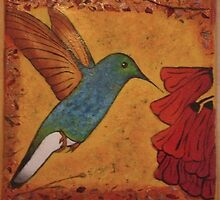 Colibri by Marie Outtier