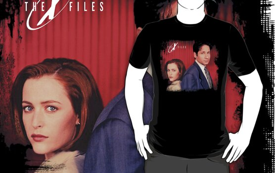 X Files Shirt by famedazed