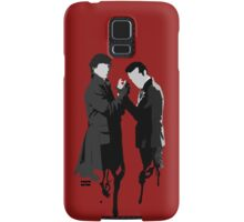 We're the same Samsung Galaxy Case/Skin