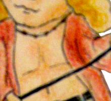 Robert Plant Sticker
