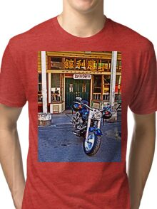 Locke Ness Tri-blend T-Shirt
