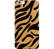 Tiger pattern iPhone Case/Skin