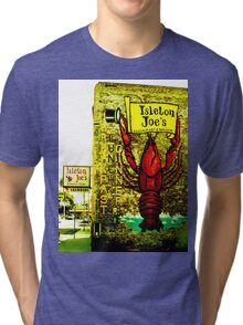 Isleton Joe's Restaurant & Saloon Tri-blend T-Shirt