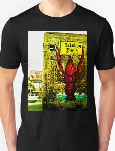 Isleton Joe's Restaurant & Saloon Unisex T-Shirt