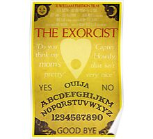 The Exorcist Poster Poster
