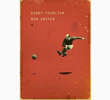Bobby Charlton - Manchester United T-Shirt