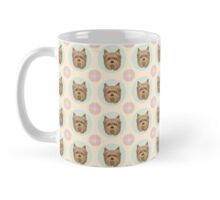 Yorkshire Terrier Pattern Mug