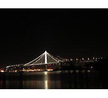 Bay Bridge Eastern Span Photographic Print