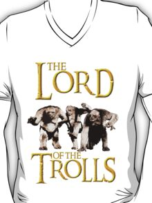 The Lord of the Trolls T-Shirt