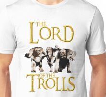 The Lord of the Trolls Unisex T-Shirt