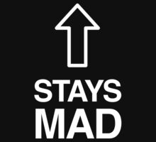 Stay Mad by Douglas Smith