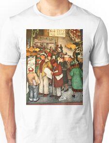 City Lights - San Francisco Unisex T-Shirt