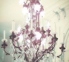 Rose Cliff Mansion Chandelier by Elizabeth Thomas
