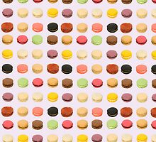 Macaron Love by electricave