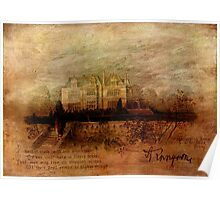 Tennyson's Manor Poster