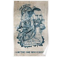 I AM THE ONE WHO KNOCKS Poster