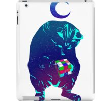 Rubik's Cube Cat iPad Case/Skin