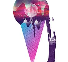 Cosmic Ice Cream by summerath