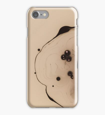 Fluid Painting S6-01 iPhone Case/Skin