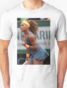Serena Williams Unisex T-Shirt