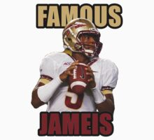 FAMOUS JAMEIS by shootermcgavinn