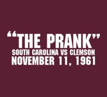 """The Prank"" Tee by Beau Franklin"