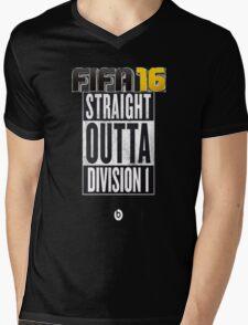 FIFA 16 - Division1 - EA Sports Mens V-Neck T-Shirt