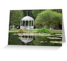 Queenstown Gardens Greeting Card
