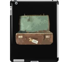 Newt Scamander's Suitcase - FANTASTIC BEASTS AND WHERE TO FIND THEM iPad Case/Skin