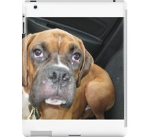 rocky again with that look iPad Case/Skin