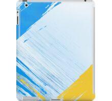 Paintbrush Strokes iPad Case/Skin