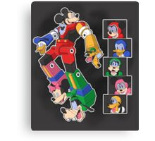 Mousetron Canvas Print
