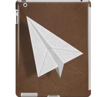 Paper Aeroplane iPad Case/Skin