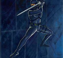 Ninja by Maynard Ellis