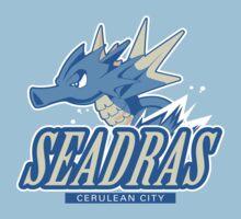 Cerulean City Seadras by quizno1124