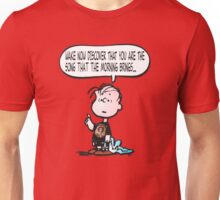 linus wake up Unisex T-Shirt