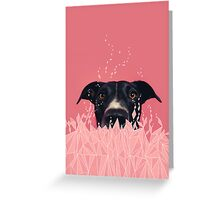 Girls Best Friend Greeting Card