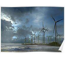 Wind Harvest Poster