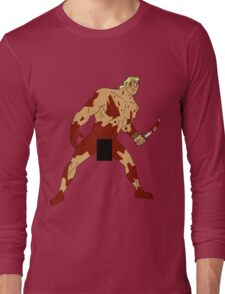 Move Like an Animal to Feel the Kill Long Sleeve T-Shirt