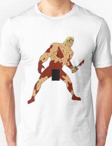 Move Like an Animal to Feel the Kill Unisex T-Shirt