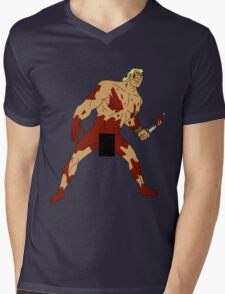 Move Like an Animal to Feel the Kill Mens V-Neck T-Shirt
