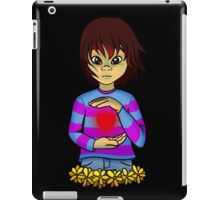 Frisk from Undertale iPad Case/Skin
