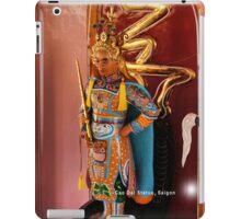 Cao Dai Statue, Vietnam iPad Case/Skin