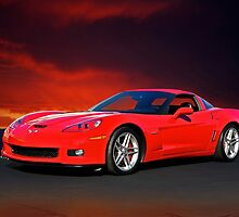 2006 Corvette Z06 427 X by DaveKoontz