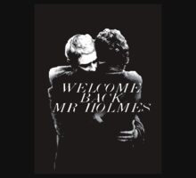Welcome Back Mr. Holmes by annab3rl1n