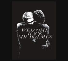 Welcome Back Mr. Holmes by annab3rl1n